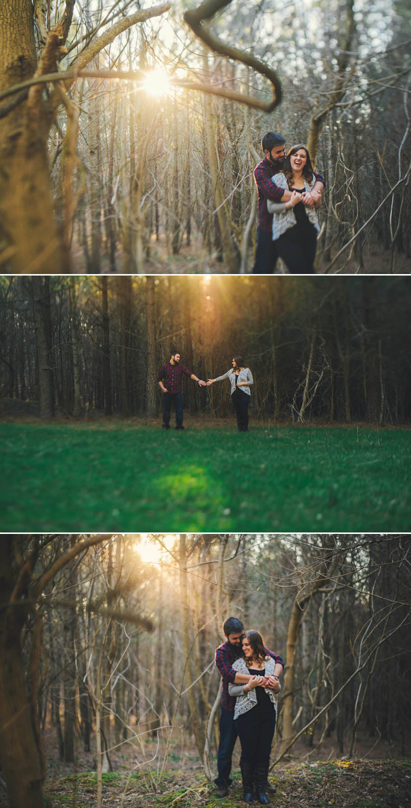 Connection Photography_Sunset Engagement_11