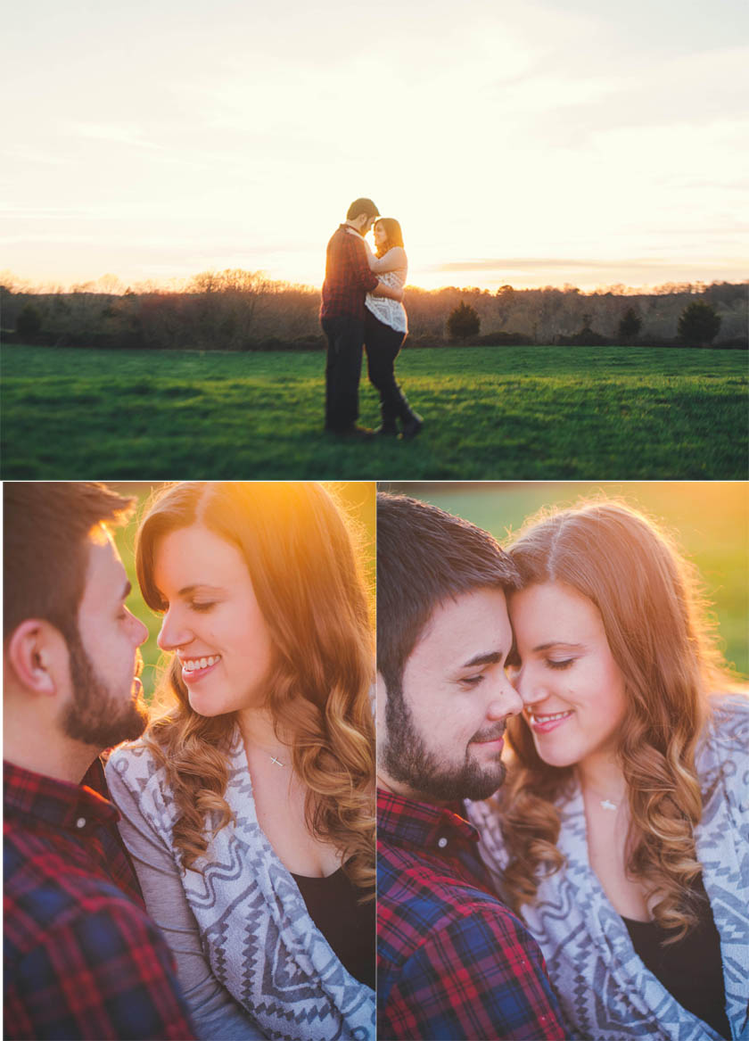Connection Photography_Sunset Engagement_14