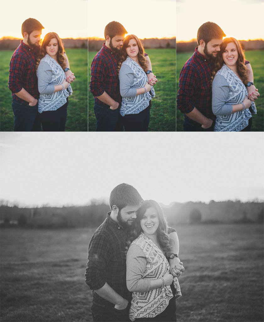 Connection Photography_Sunset Engagement_15