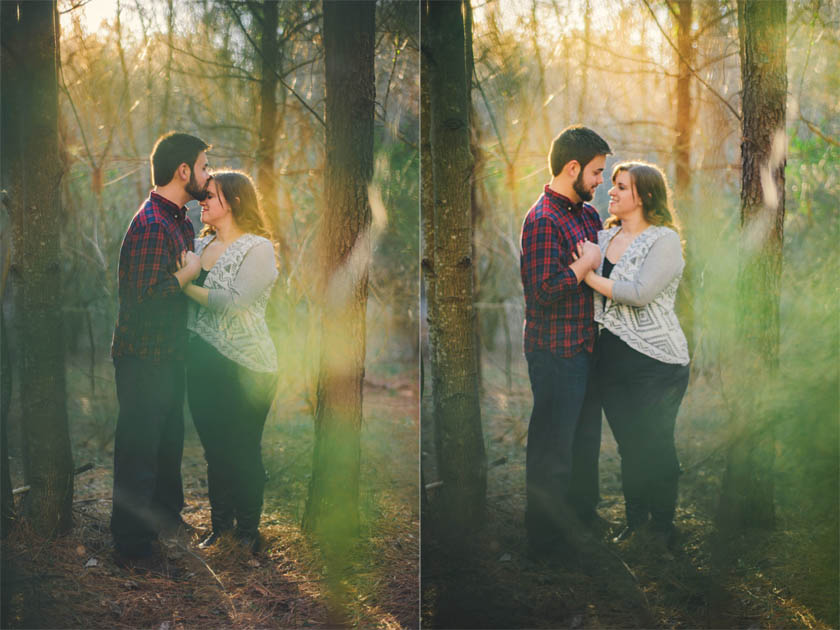 Connection Photography_Sunset Engagement_7