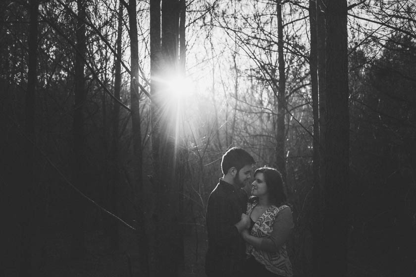 Connection Photography_Sunset Engagement_8